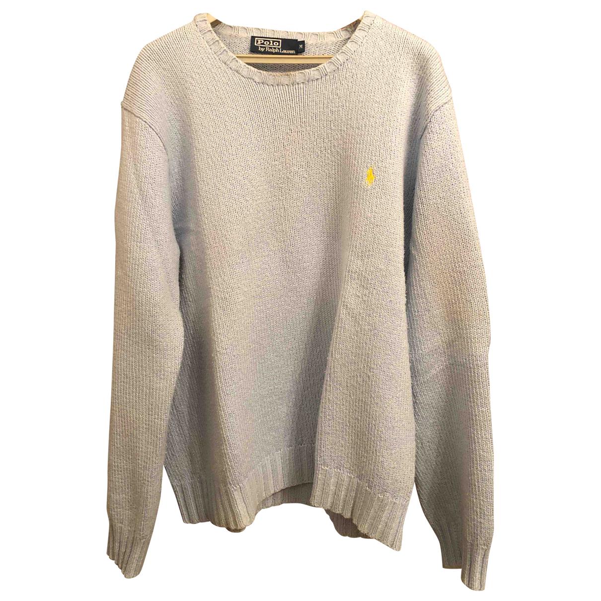 Polo Ralph Lauren - Pulls.Gilets.Sweats   pour homme en coton - turquoise