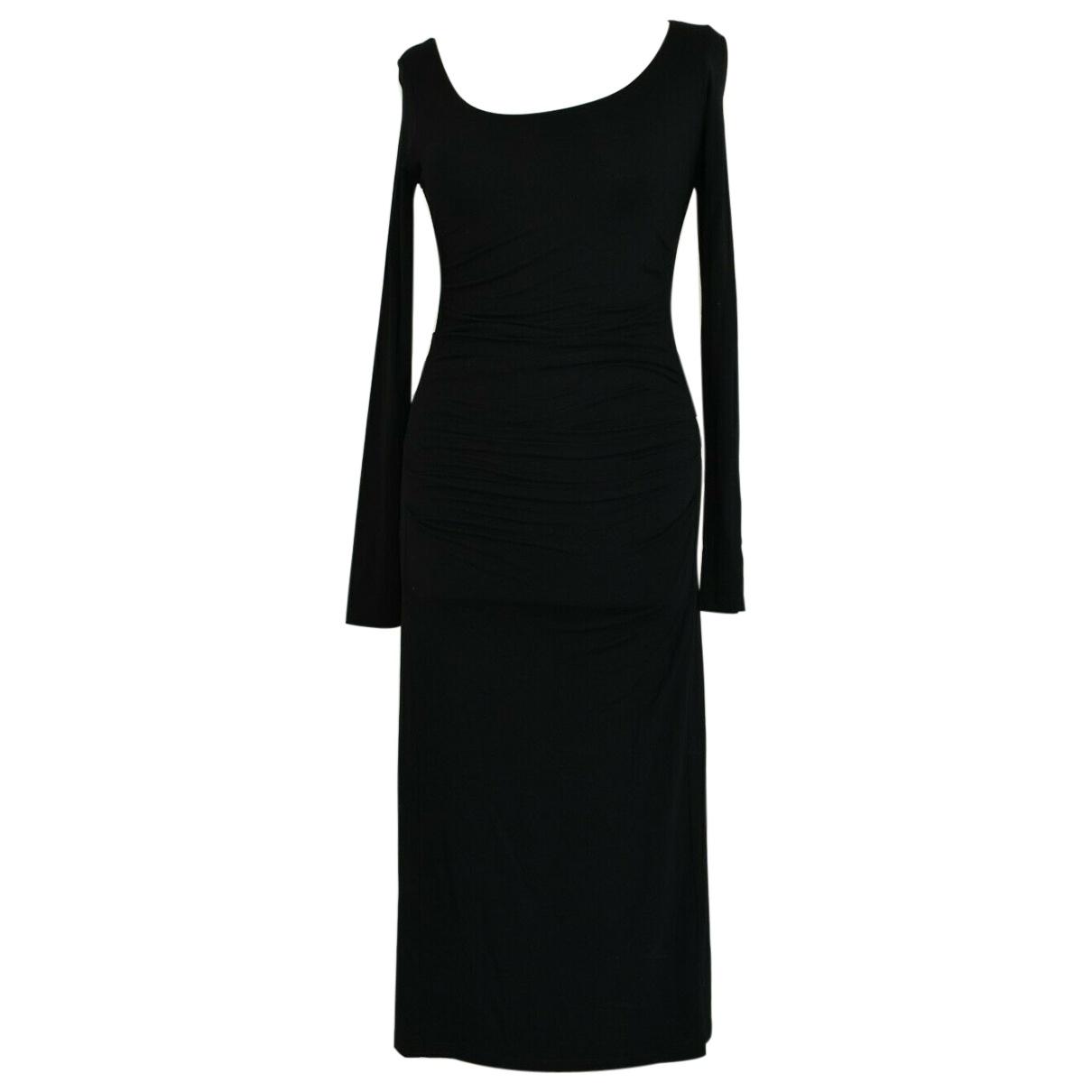 Paul Smith \N Black Cotton dress for Women 8 UK