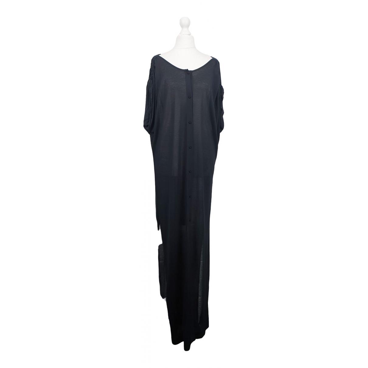 Eres \N Kleid in  Schwarz Viskose