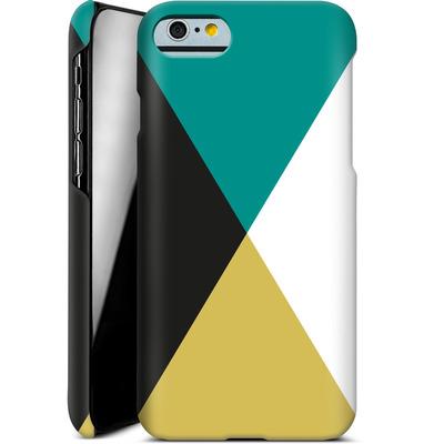Apple iPhone 6s Smartphone Huelle - Four Triangles von caseable Designs