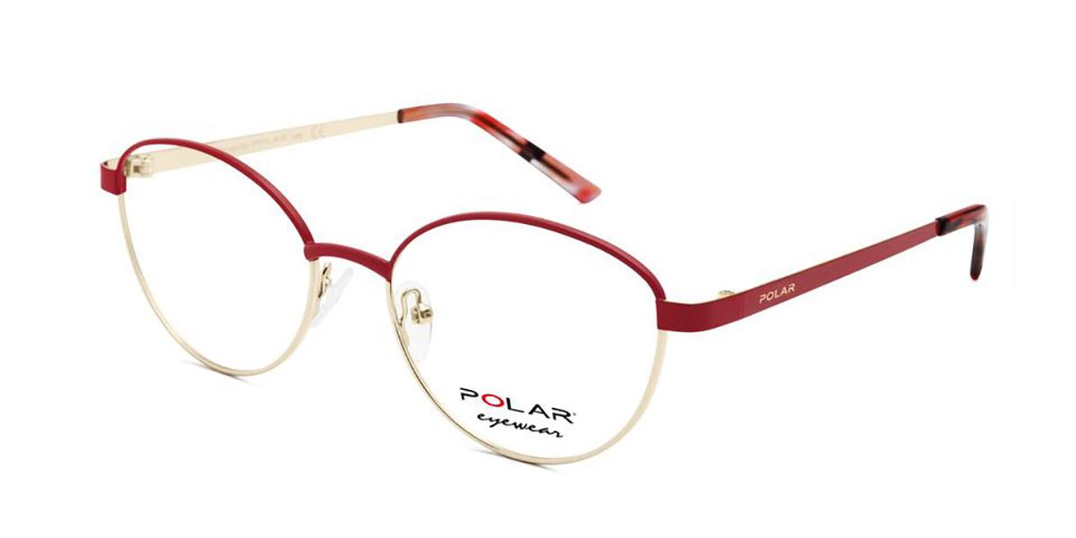 Polar PL 885 22 Men's Glasses Gold Size 52 - Free Lenses - HSA/FSA Insurance - Blue Light Block Available