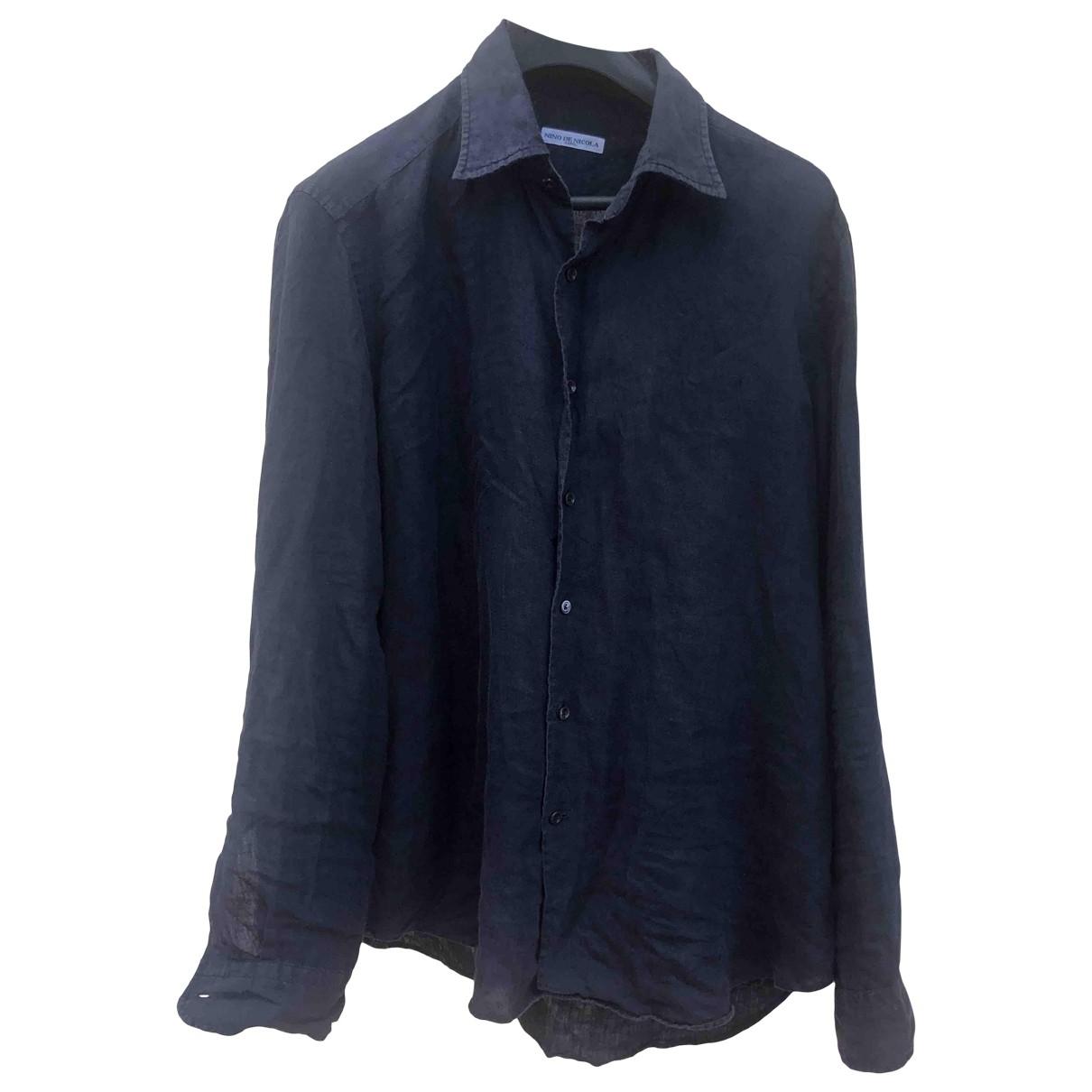 Camisas de Lino Non Signe / Unsigned