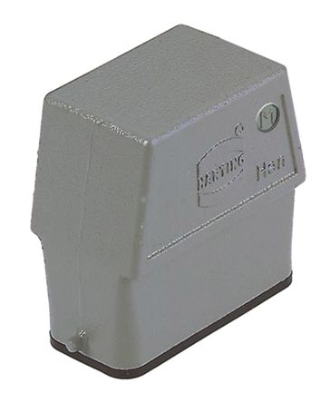 HARTING Han A Series Side Entry Heavy Duty Power Connector Hood