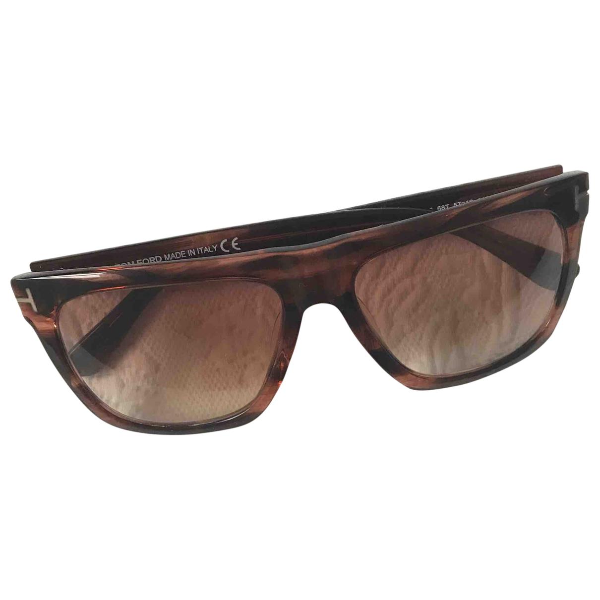 Gafas oversize Tom Ford