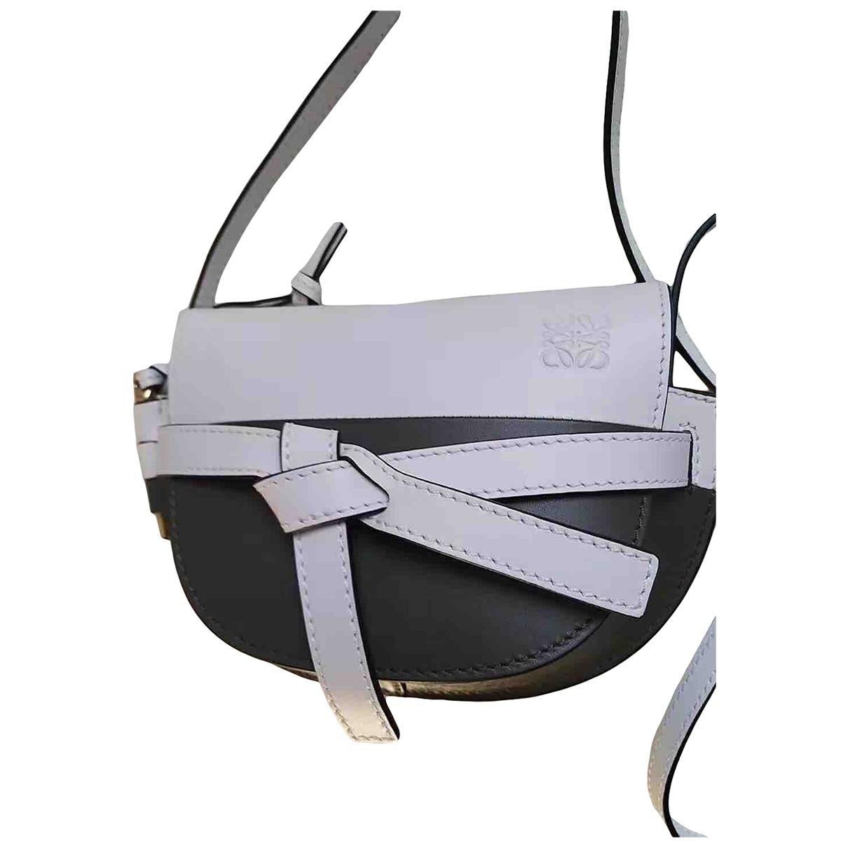 Loewe - Sac a main Gate pour femme en cuir