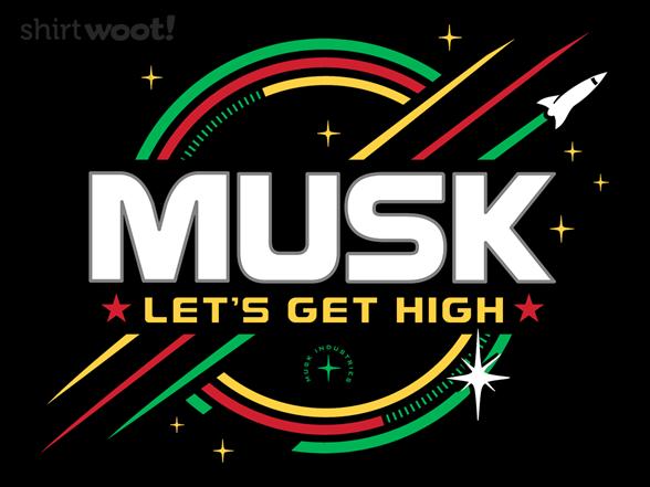 Musk T Shirt