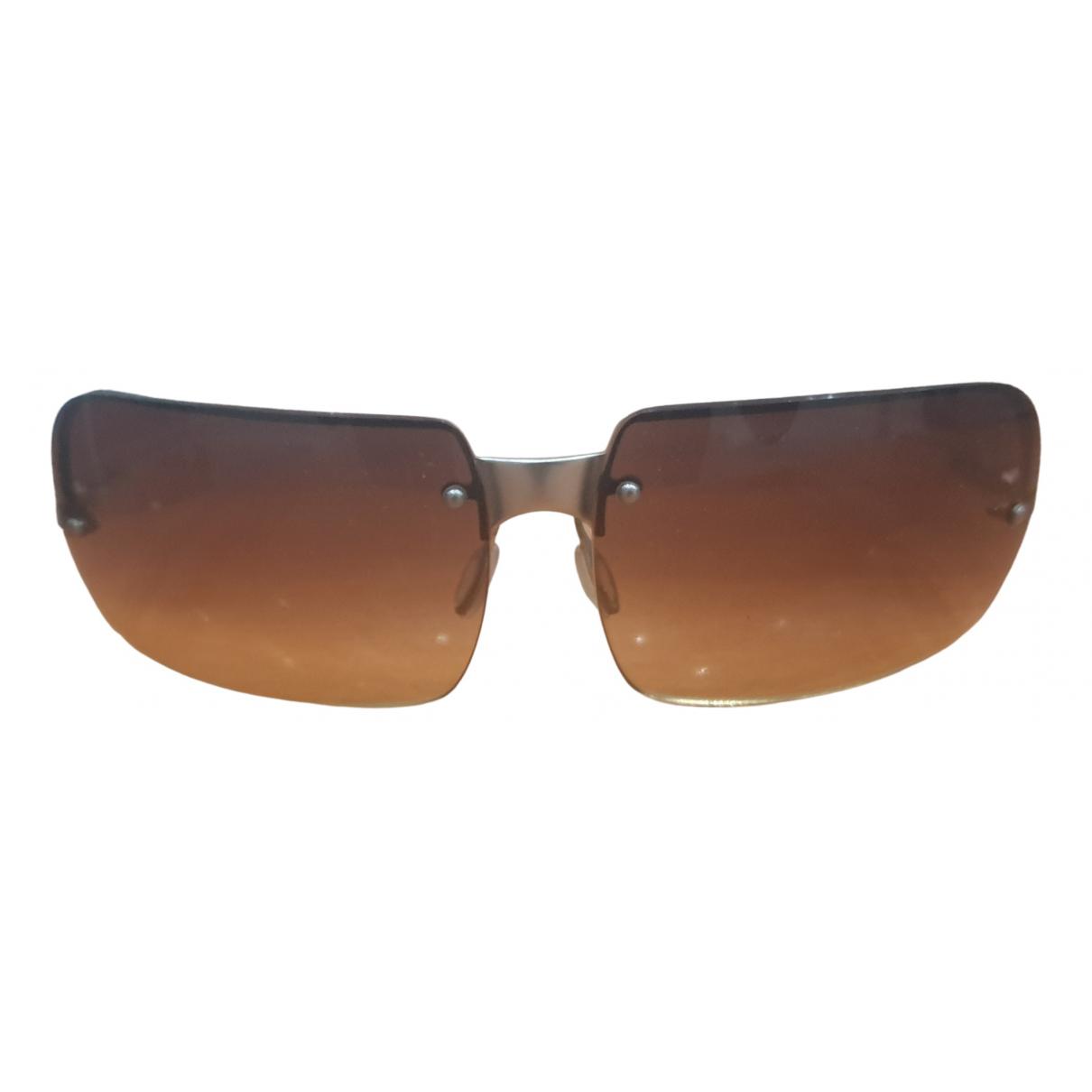 Prada \N Multicolour Metal Sunglasses for Men \N