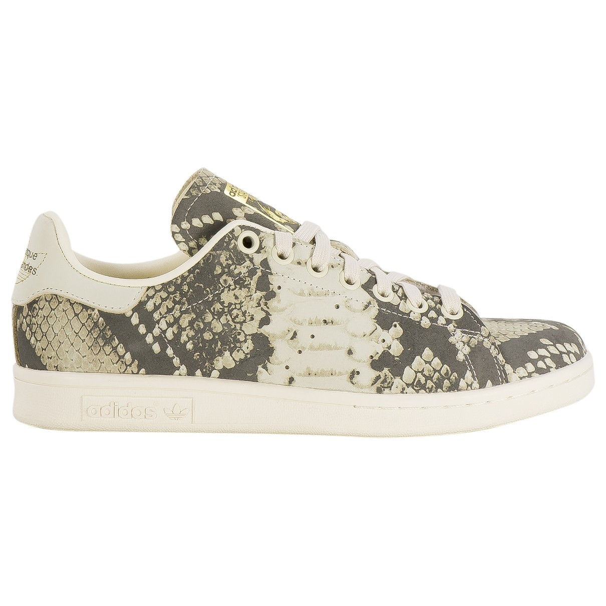 Adidas Stan Smith Multicolour Leather Trainers for Women 38.5 EU