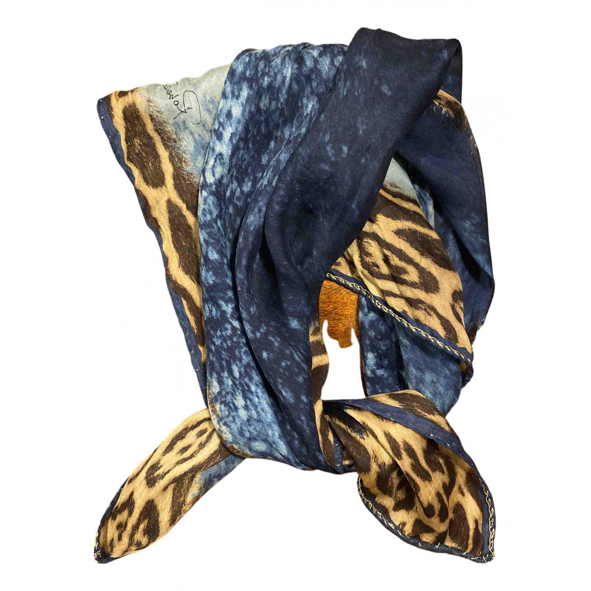 Roberto Cavalli N Silk scarf for Women N