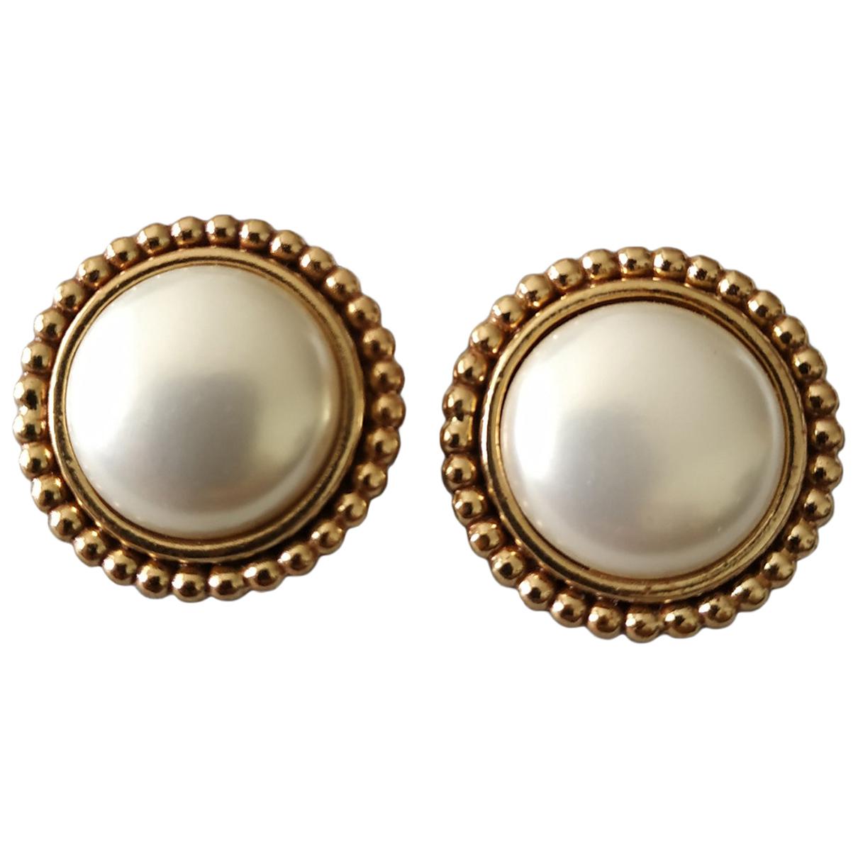 Swarovski \N Gold Metal Earrings for Women \N
