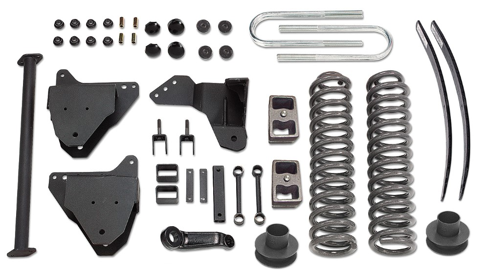 Tuff Country 26974 6 Inch Lift Kit 05-07 Ford F250/F350 Super Duty Excludes Dually Models