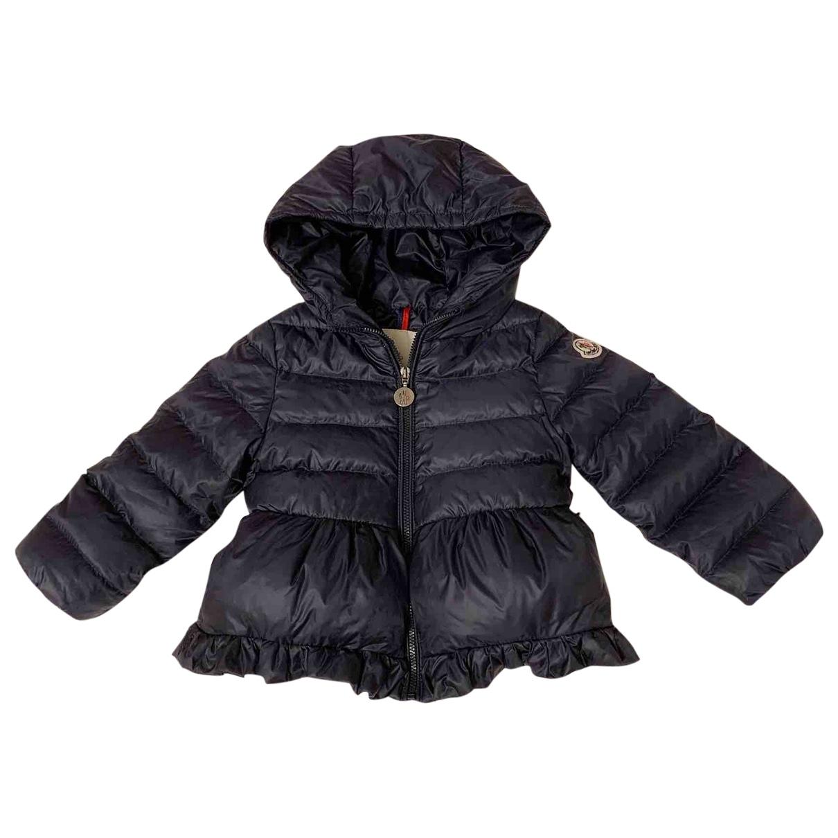 Moncler \N Blue jacket & coat for Kids 18 months - up to 81cm FR