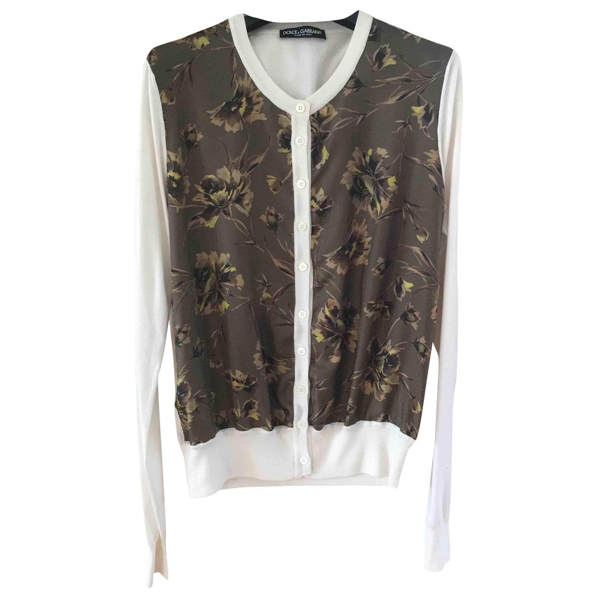 Camiseta de Seda Dolce & Gabbana