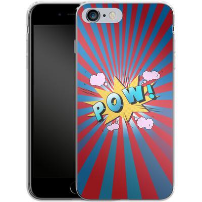 Apple iPhone 6s Plus Silikon Handyhuelle - Pow von Mark Ashkenazi