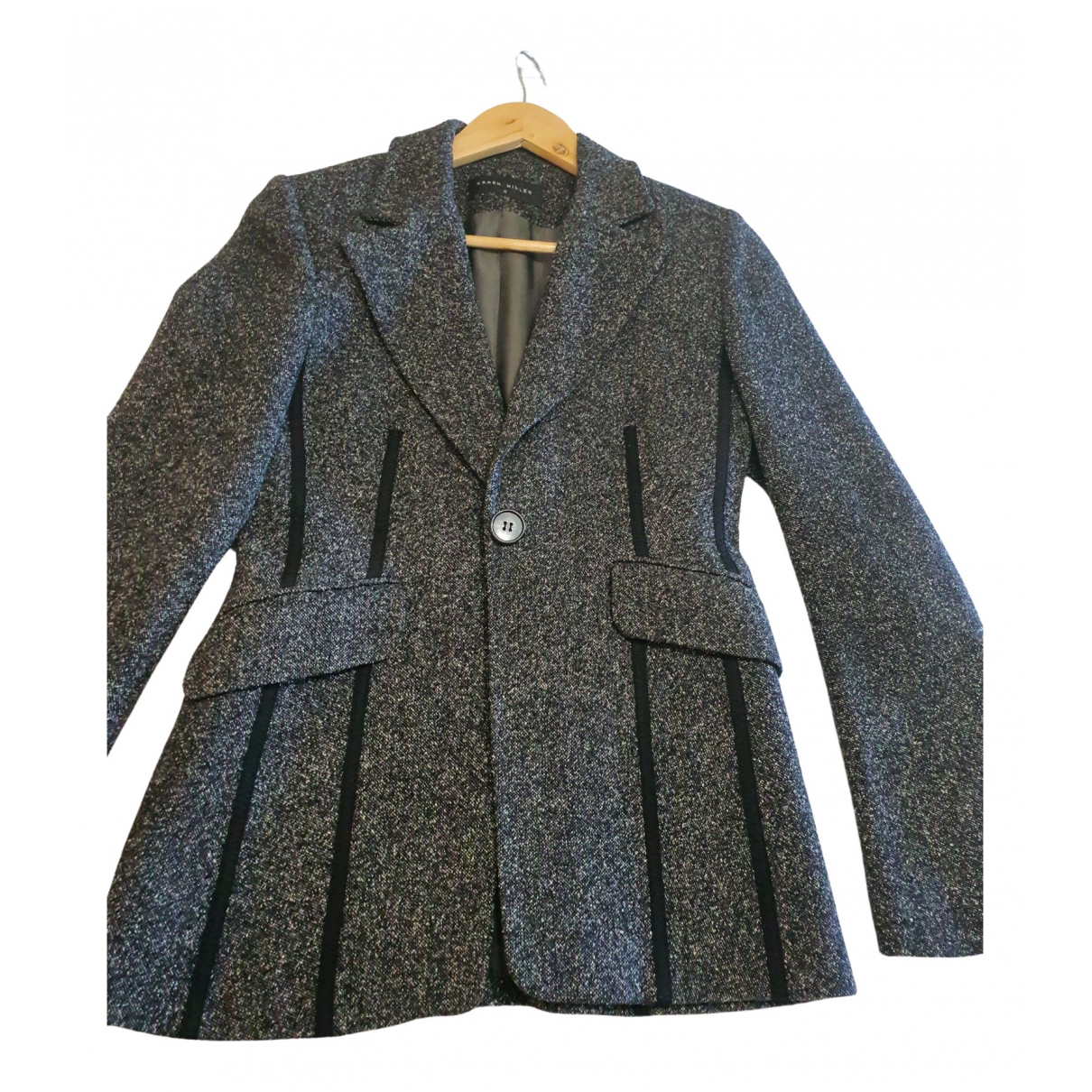 Karen Millen \N Wool jacket for Women 10 UK