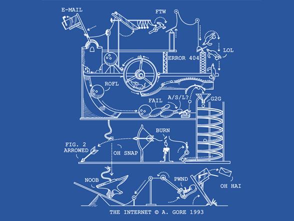 Meme Machine T Shirt