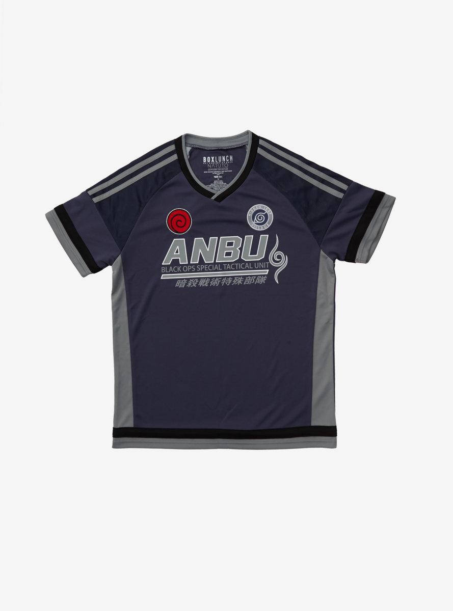 Naruto ANBU Kakashi Jersey - BoxLunch Exclusive