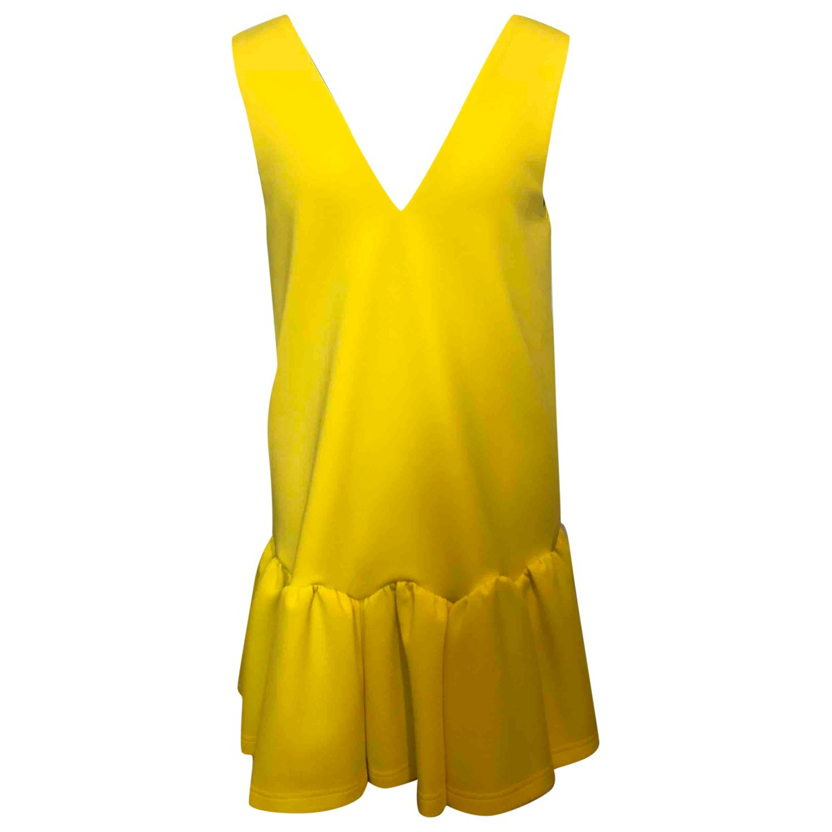 Three Floor Fashion - Robe   pour femme - jaune