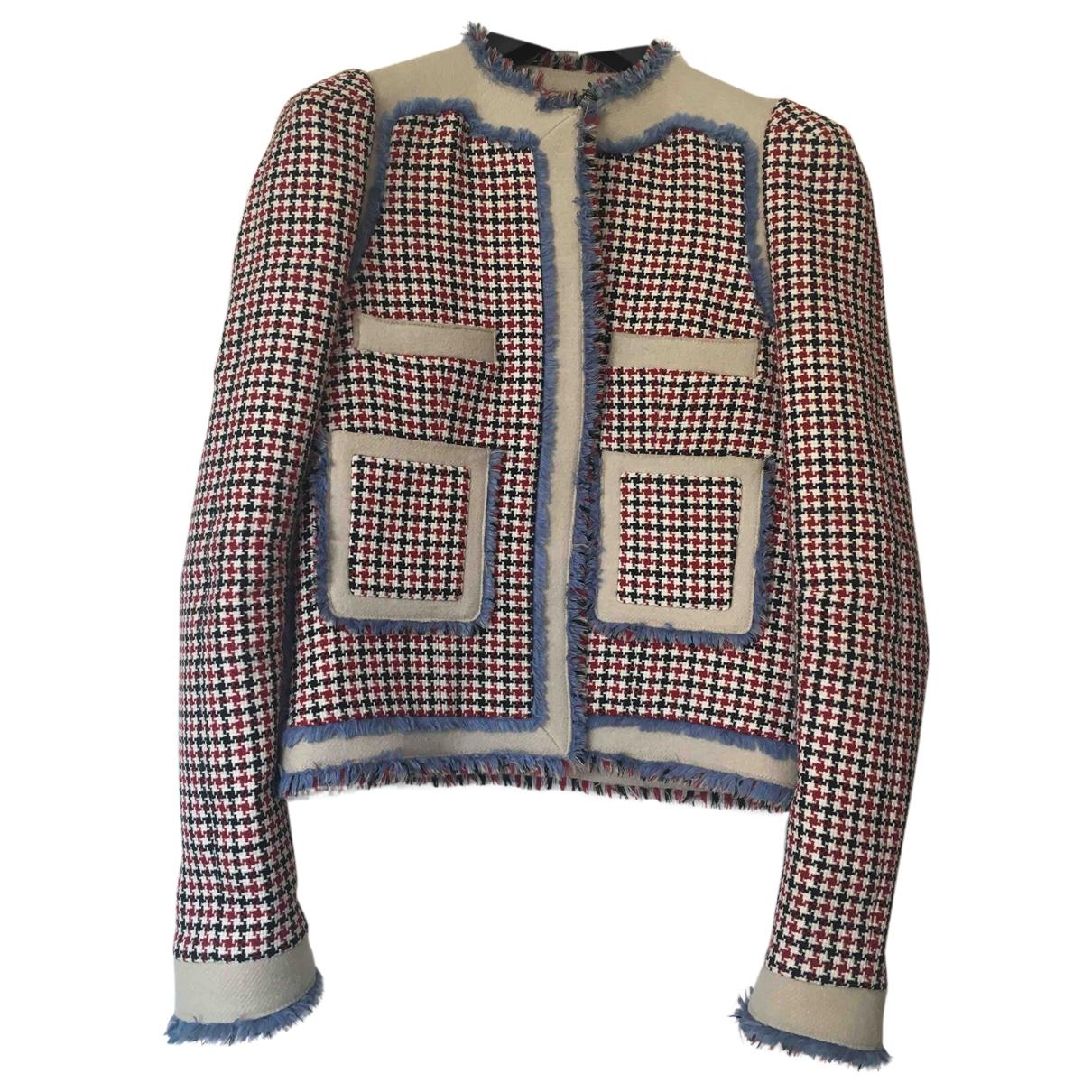Balenciaga \N Jacke in  Bunt Wolle