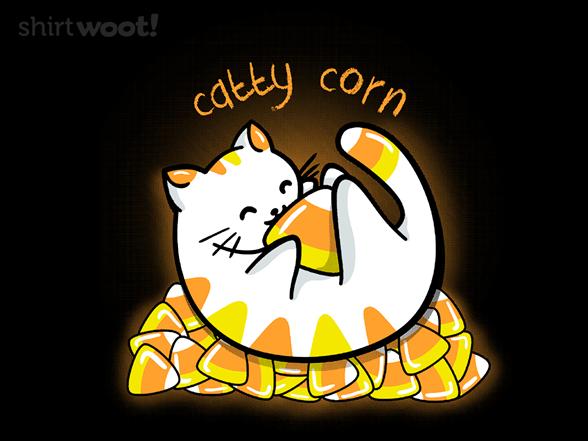 Catty Corn T Shirt