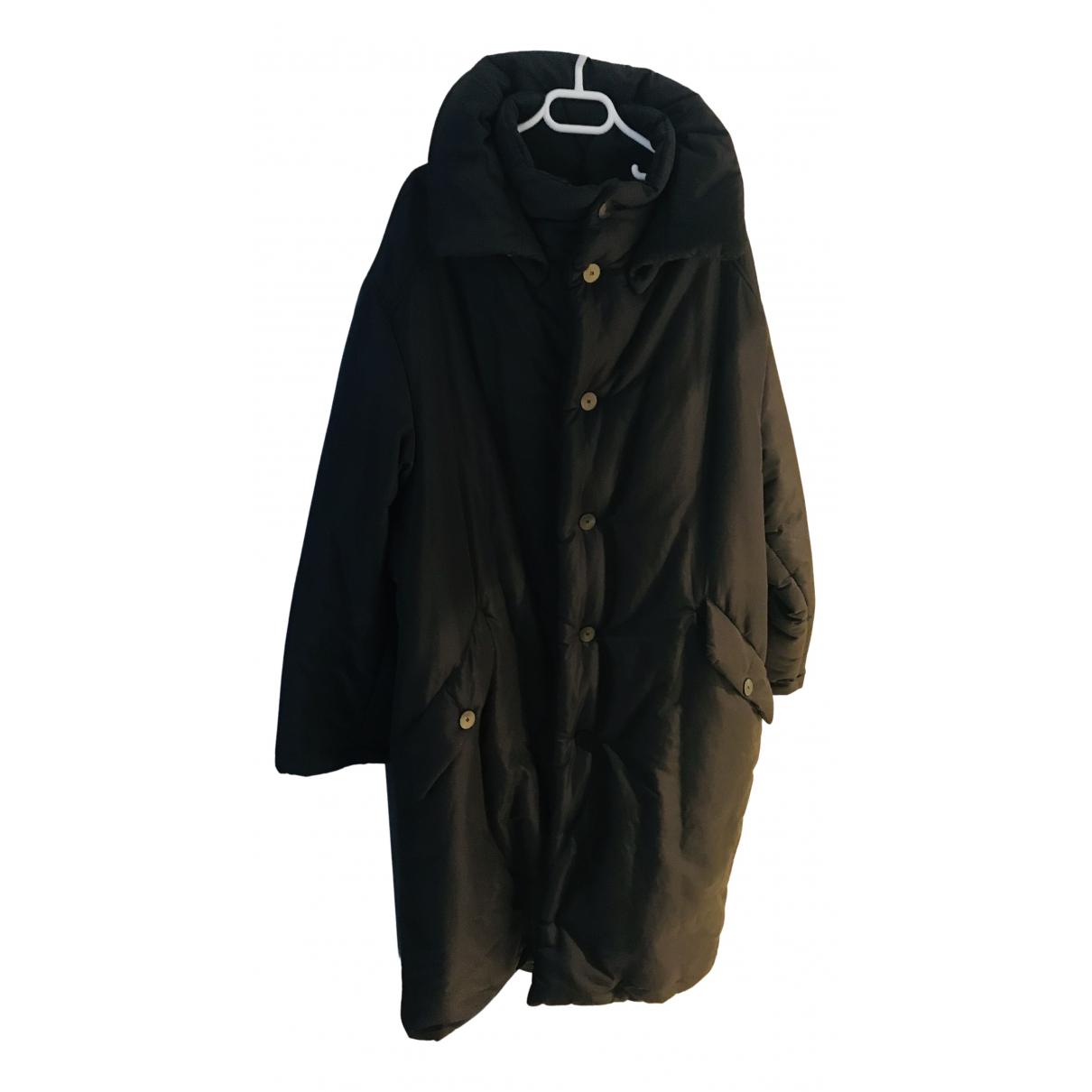 Tom Rebl - Manteau   pour homme - noir