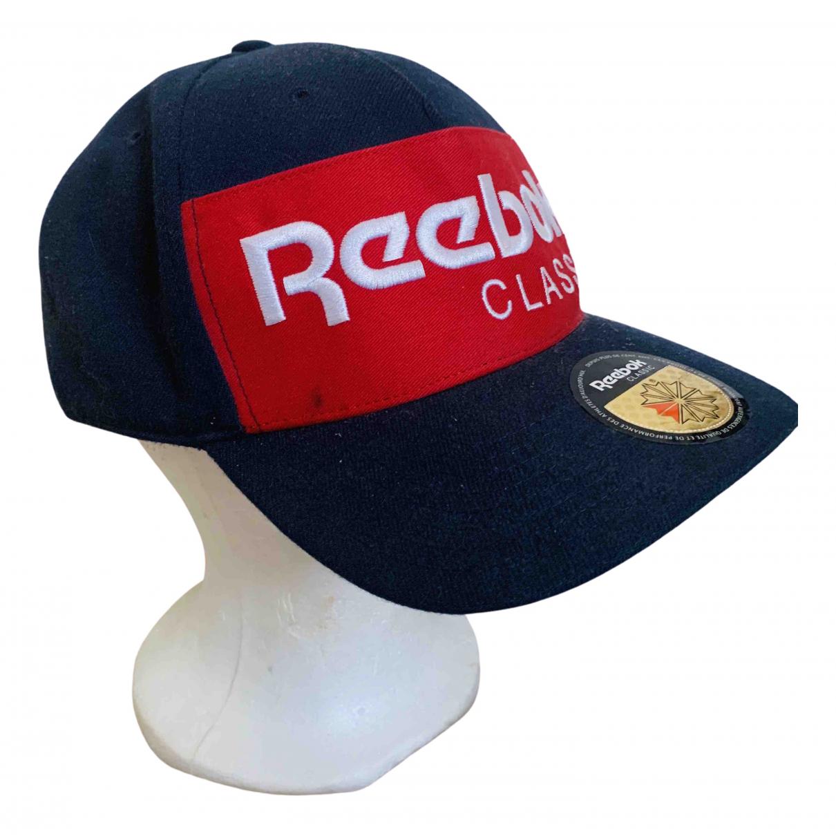 Reebok \N Blue Cotton hat & pull on hat for Men 57 cm