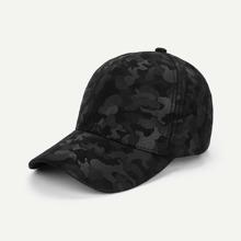 Men Camouflage Pattern Baseball Cap