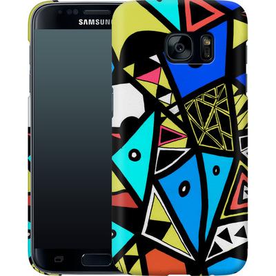 Samsung Galaxy S7 Smartphone Huelle - Urban Reinaissance von Barruf