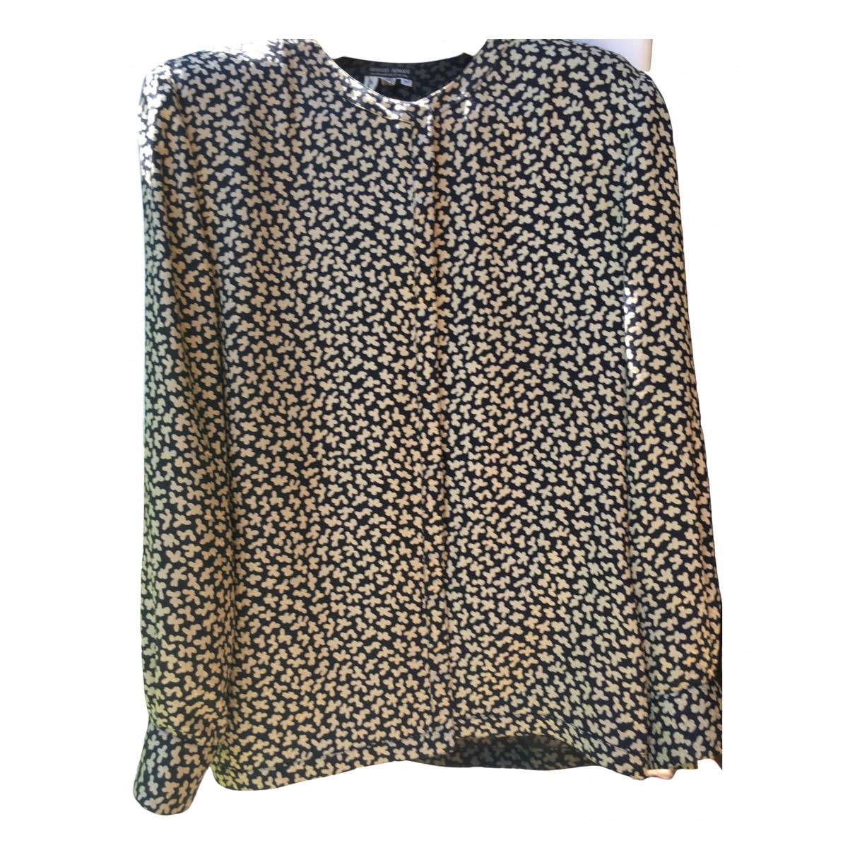 Giorgio Armani \N Multicolour Silk jacket for Women 44 IT
