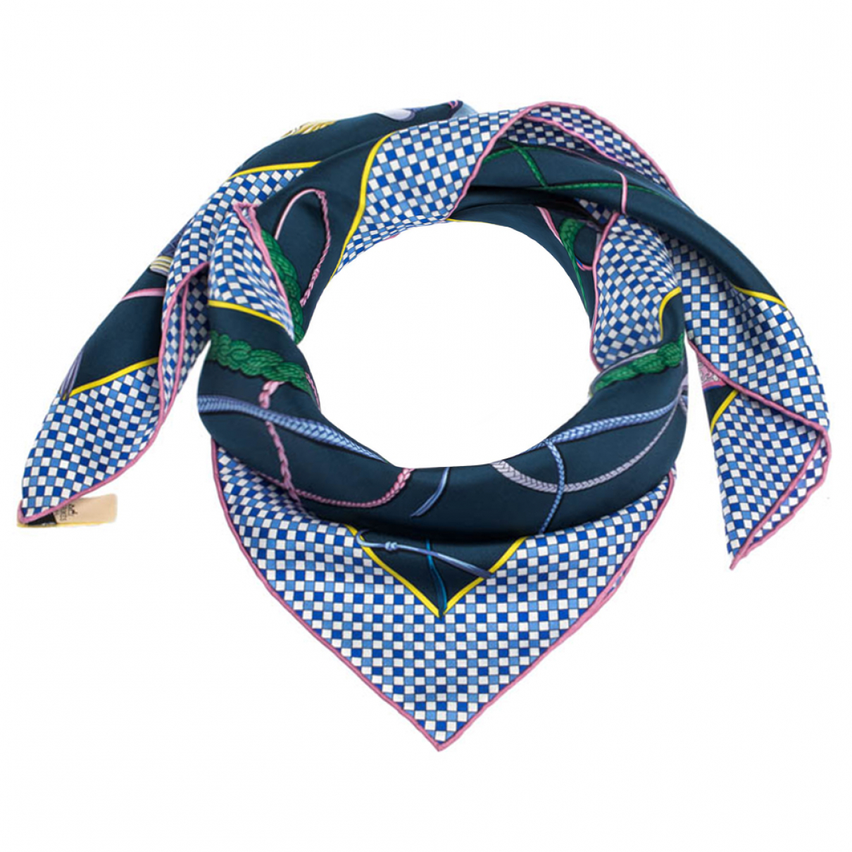 Hermès \N Silk scarf for Women \N