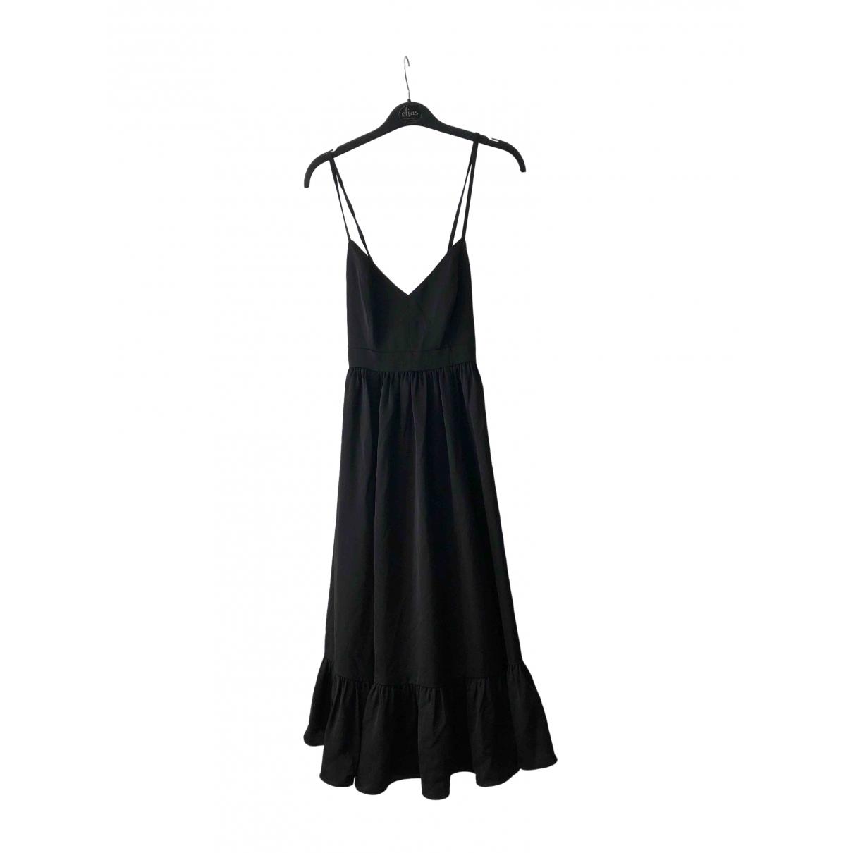 J.crew \N Kleid in  Schwarz Polyester
