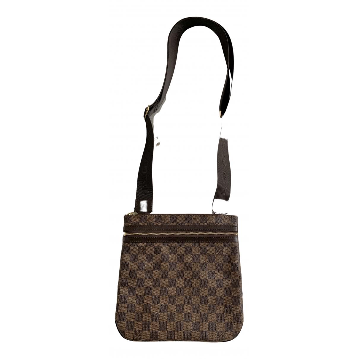 Bandolera Bosphore de Lona Louis Vuitton
