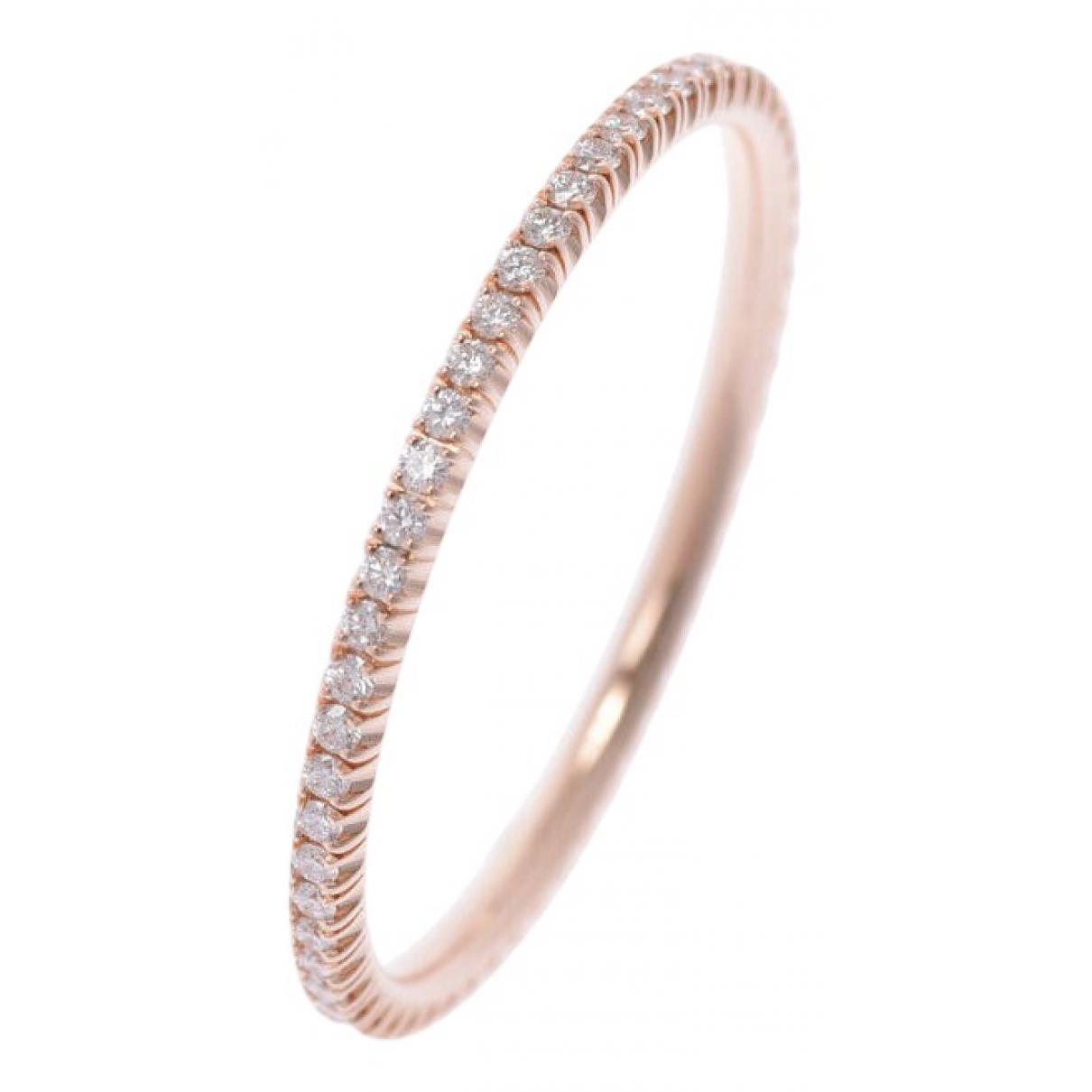 Cartier - Bague   pour femme en or rose - dore