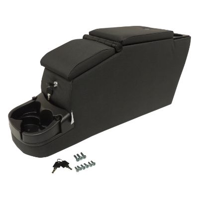 RT Off-Road Locking Center Console (Black Denim) - RT27047