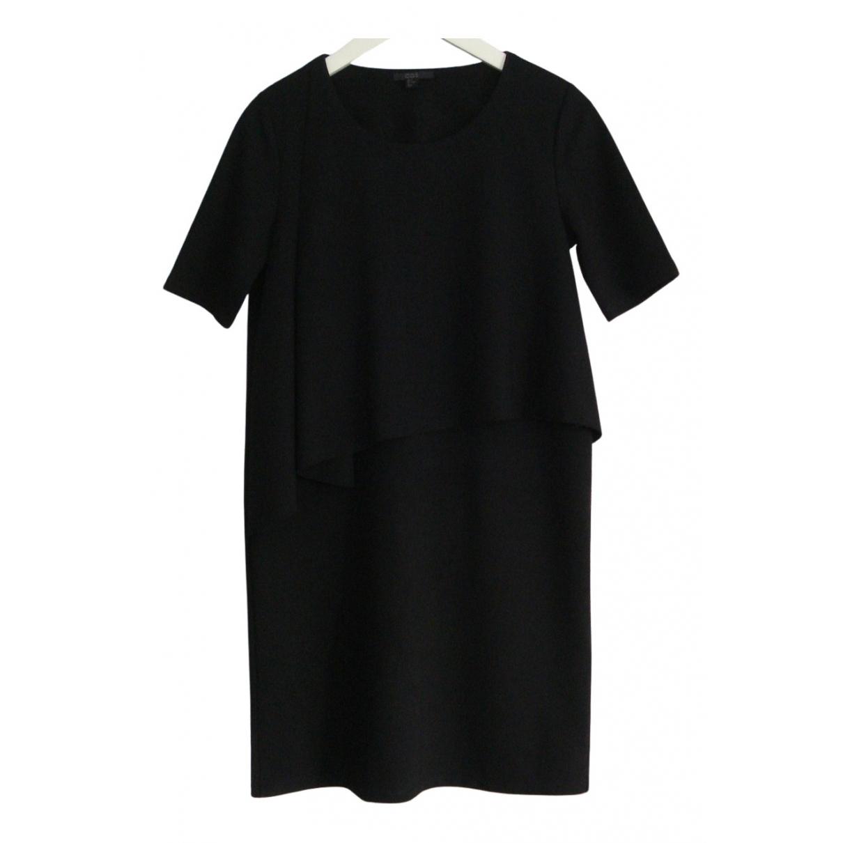 Cos \N Kleid in  Schwarz Viskose
