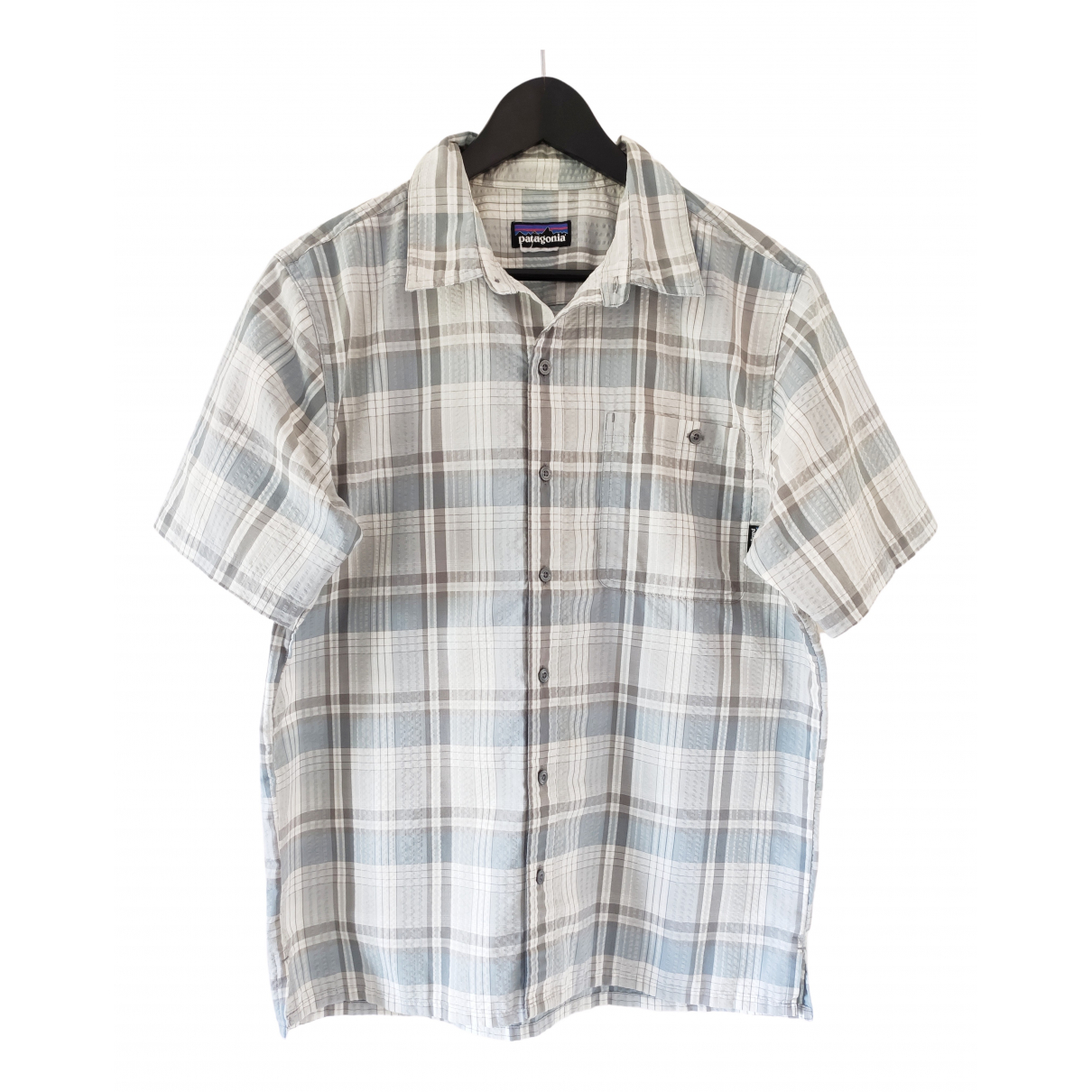 Patagonia \N Grey Cotton Shirts for Men L International
