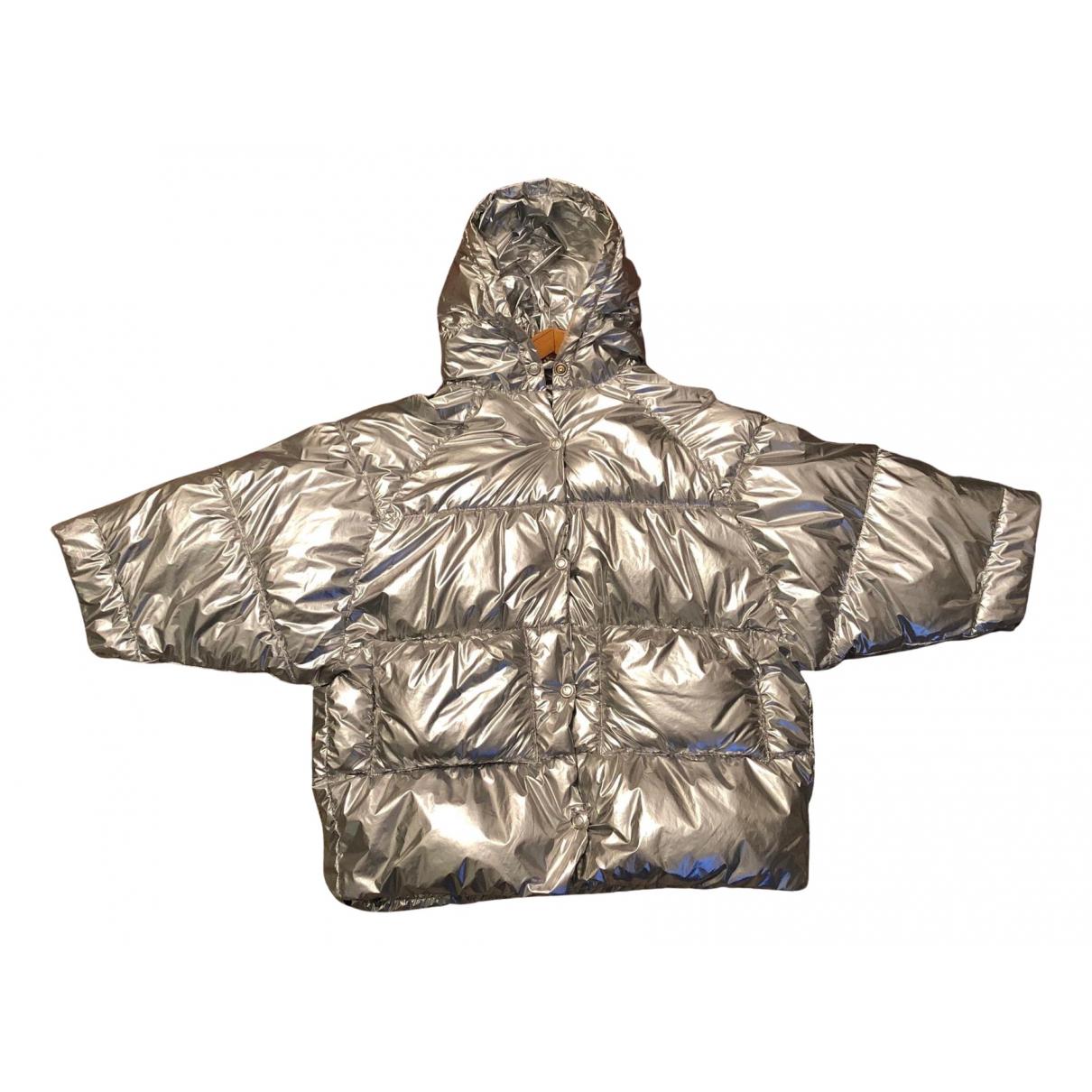 Ter Et Bantine N Silver coat for Women One Size IT