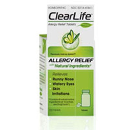 Clear Life 100 Tabs by MediNatura