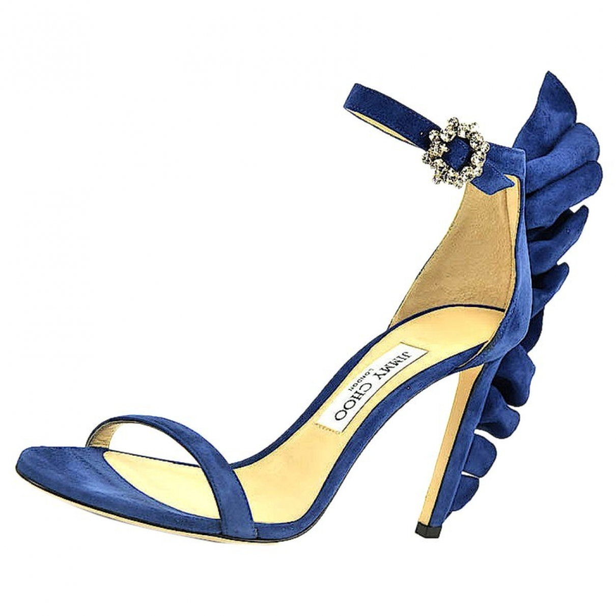 Sandalias de Lona Jimmy Choo