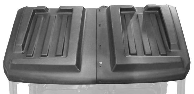 Quad Boss V000027-11056Q Polaris Ranger XP900 2-Piece Roof