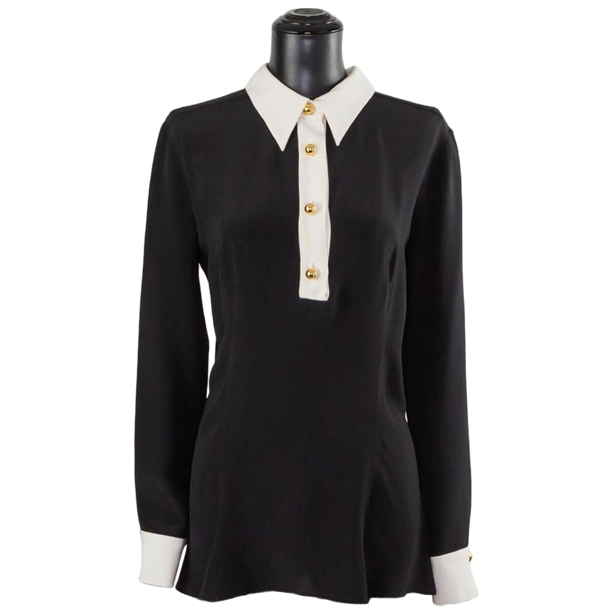Prada N Black Cotton  top for Women 40 IT