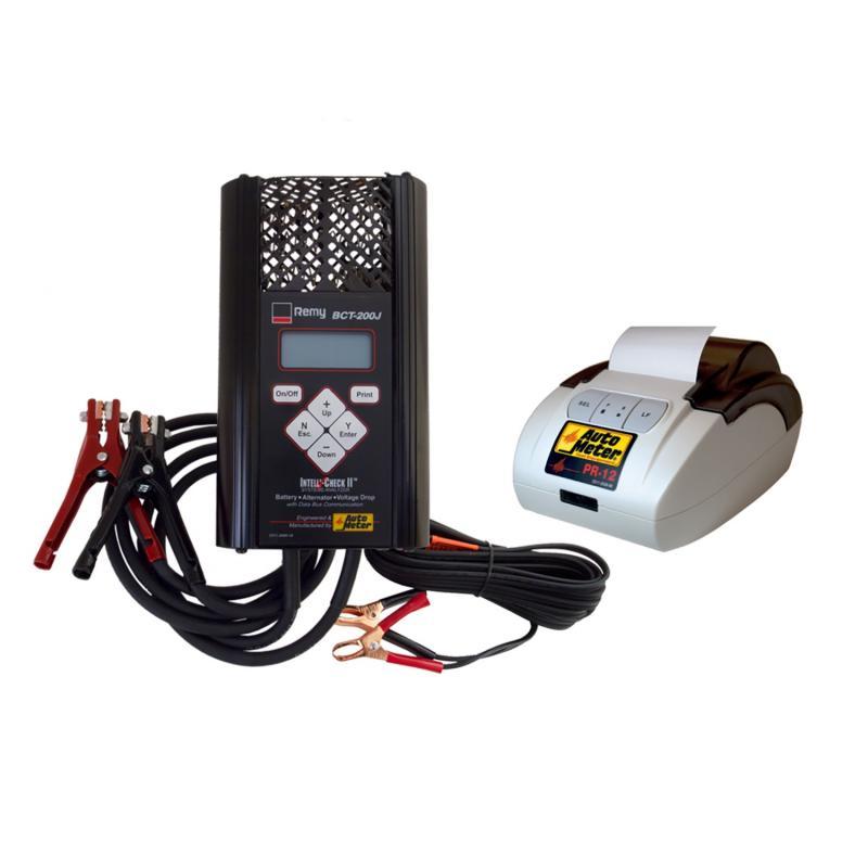 AutoMeter BCT-200J; PR-12 PRINTER; AC24J CASE