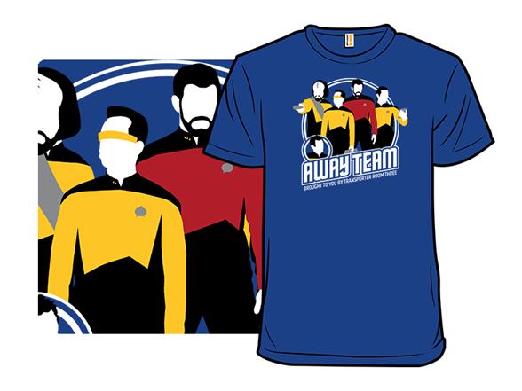 Away Team T Shirt