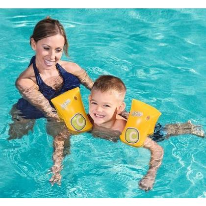 Swim Safe Inflatable Baby Swim Arm Bands Step C, 10