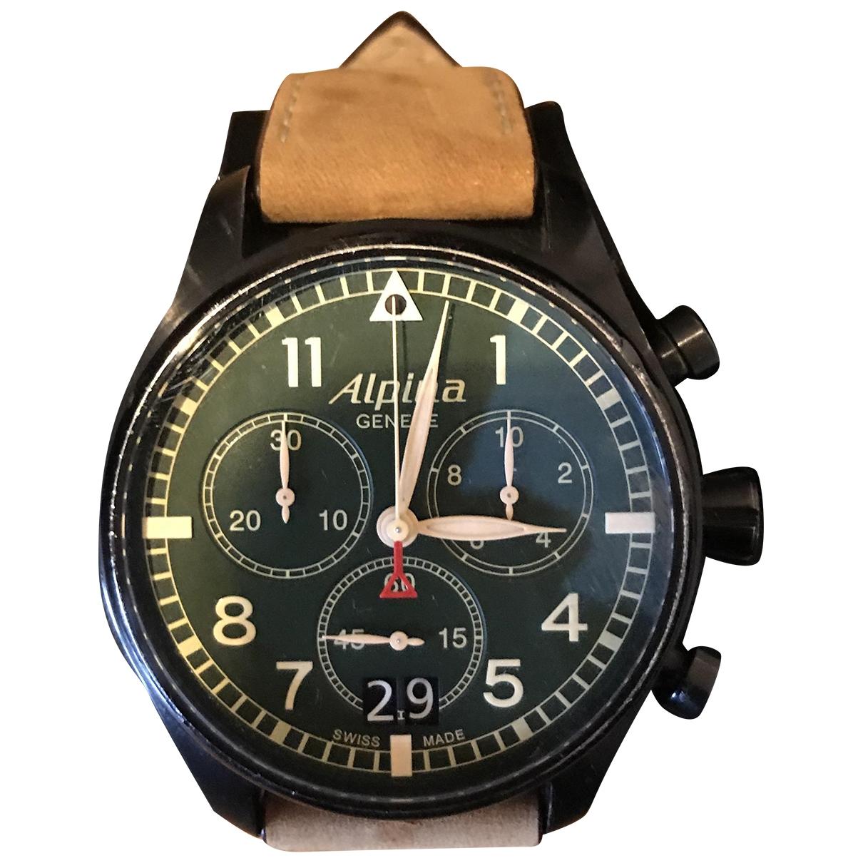 Relojes Startimer Pilot Alpina