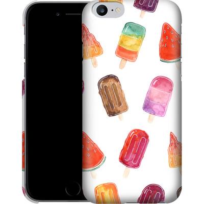 Apple iPhone 6s Plus Smartphone Huelle - Ice Lolly Print von Becky Starsmore