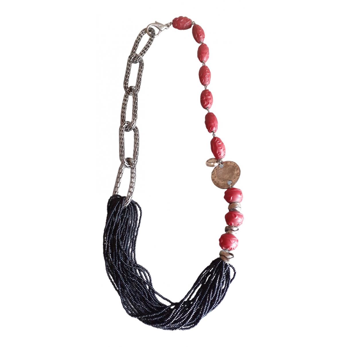 - Collier Chaines pour femme en metal