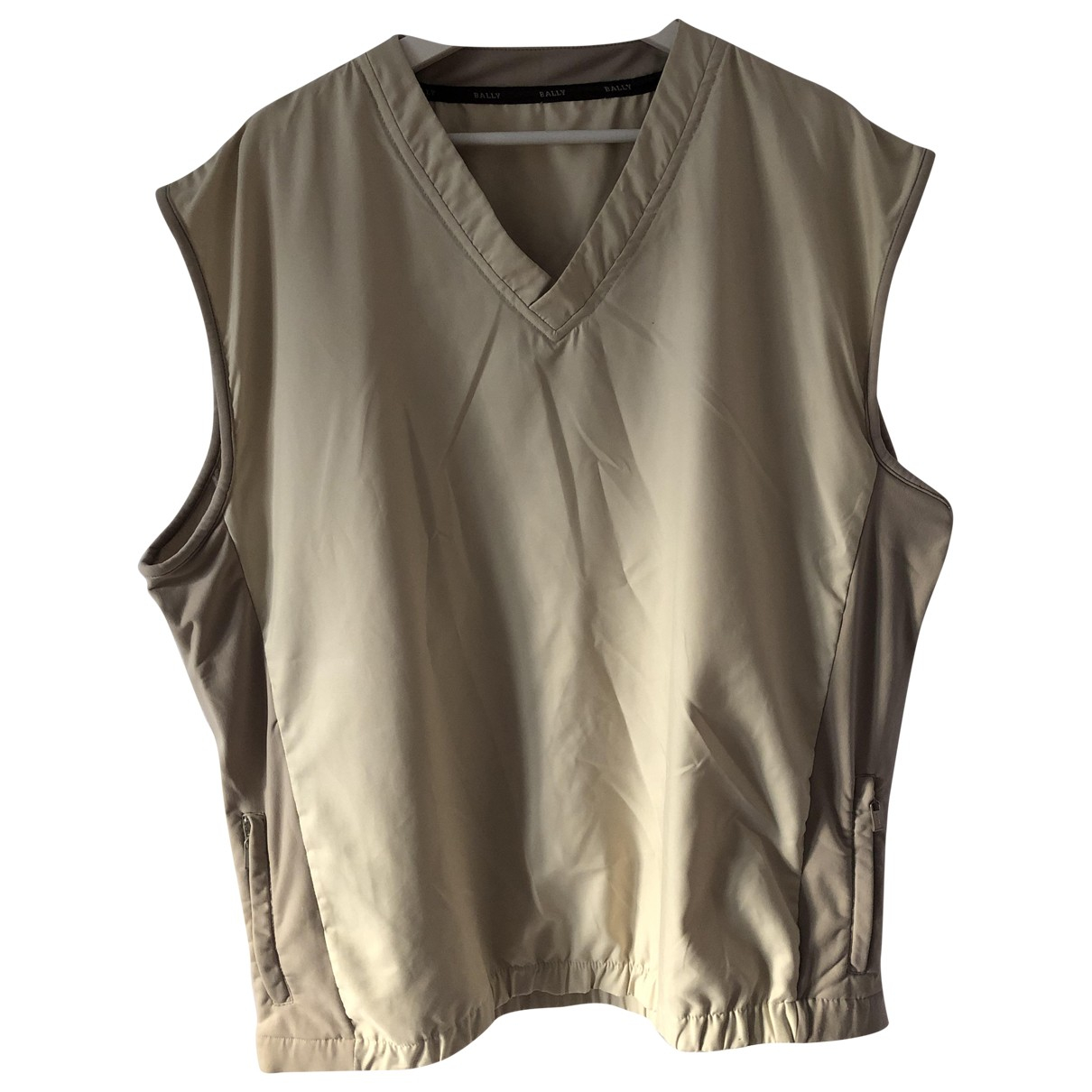 Bally - Tee shirts   pour homme - beige