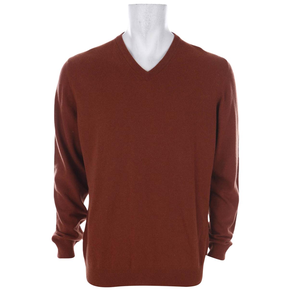 Barbour \N Pullover.Westen.Sweatshirts  in  Braun Wolle