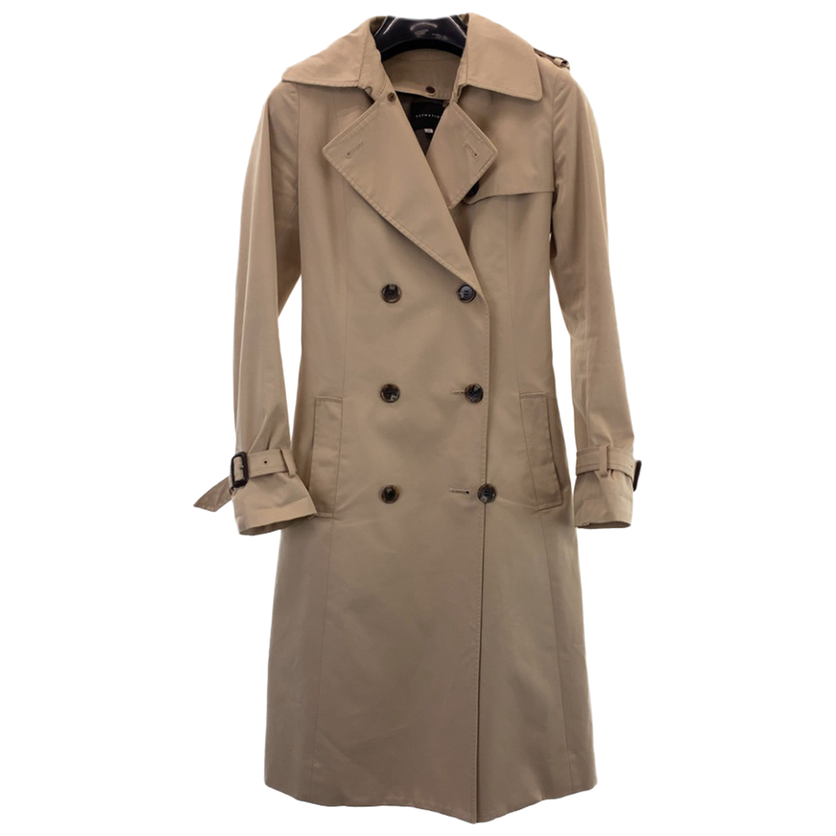 Marc By Marc Jacobs N Cotton Trench coat for Women 36 FR